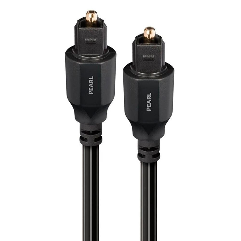 AudioQuest Optilink Pearl 9' Digital Optical Audio Cable, , large