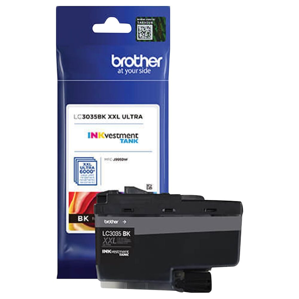 Brother INKvestment Tank Ultra High-yield Ink in Black, , large