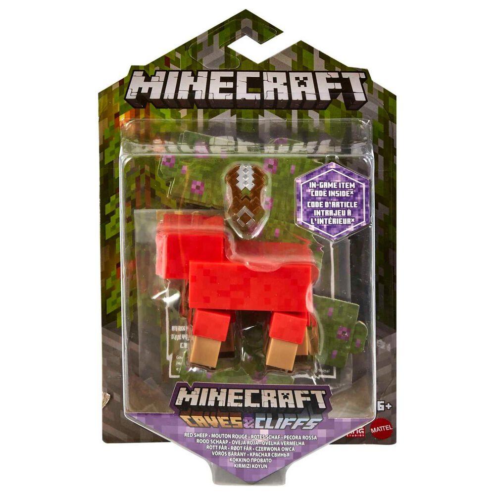 Minecraft Sheep Figure, , large