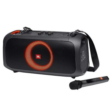 JBL PartyBox On-The-Go Blueooth Party Speaker, , large
