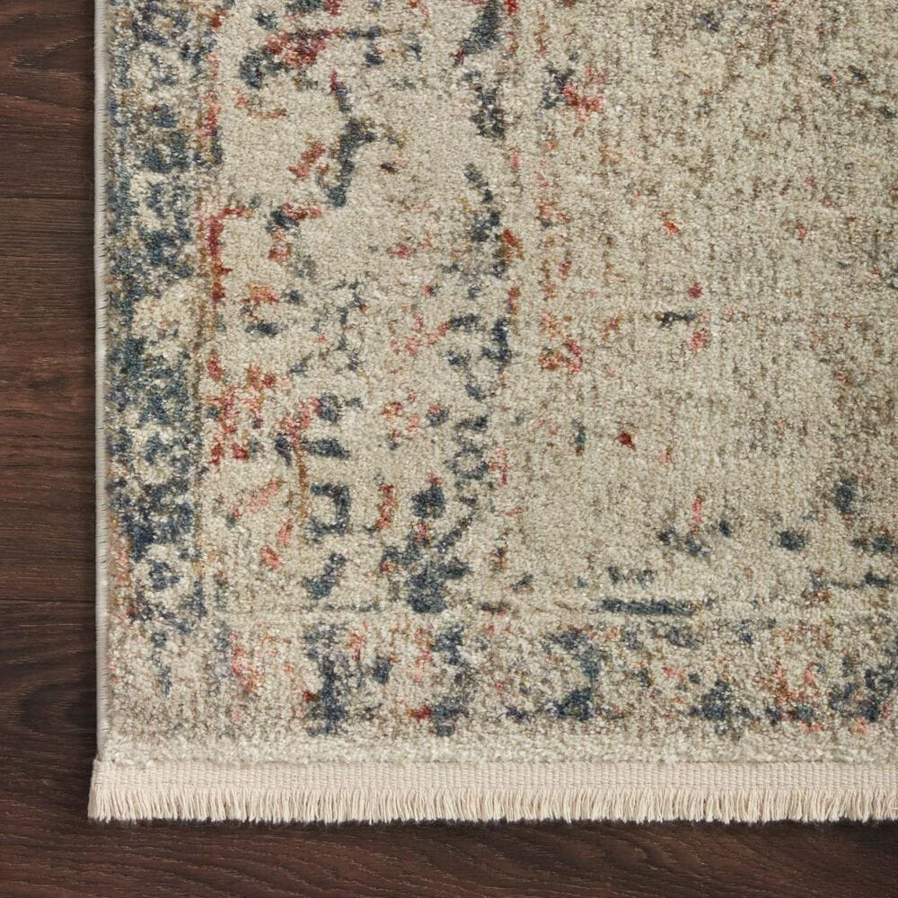 """Magnolia Home Janey JAY-04 2'7"""" x 4' Multicolor Area Rug, , large"""