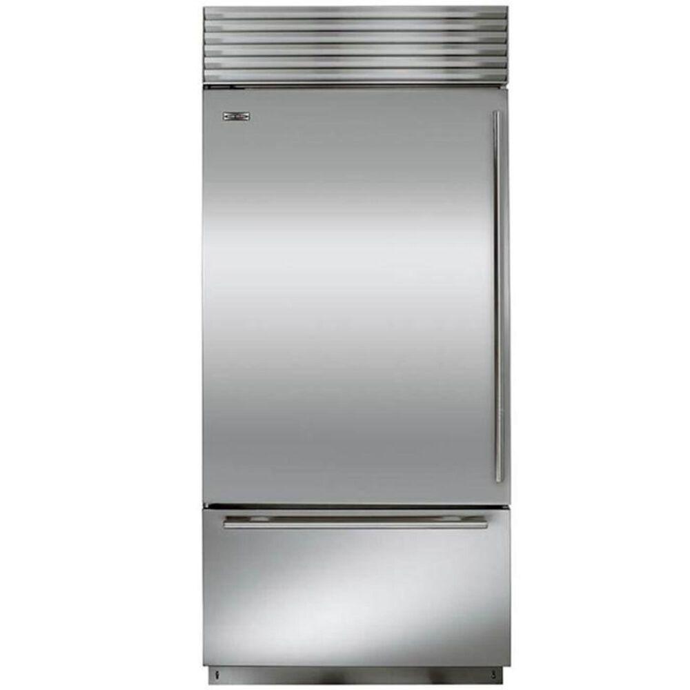 "Sub Zero 36"" Wide Built-in Bottom Freezer Refrigerator, , large"