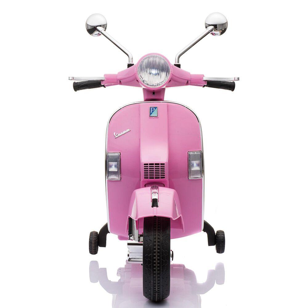 Best Ride On Cars Vespa Scooter Pink -12v, , large