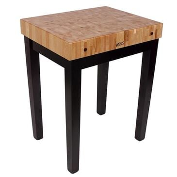 John Boos and Co Chefs Block in Black, , large