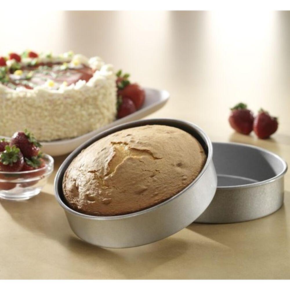 """USA PAN 8"""" Round Cake Pan , , large"""