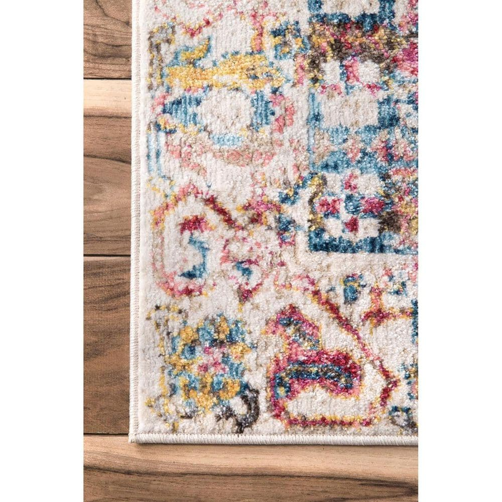 """nuLOOM Valley MUVL06A 6'7"""" x 9' Multicolor Area Rug, , large"""