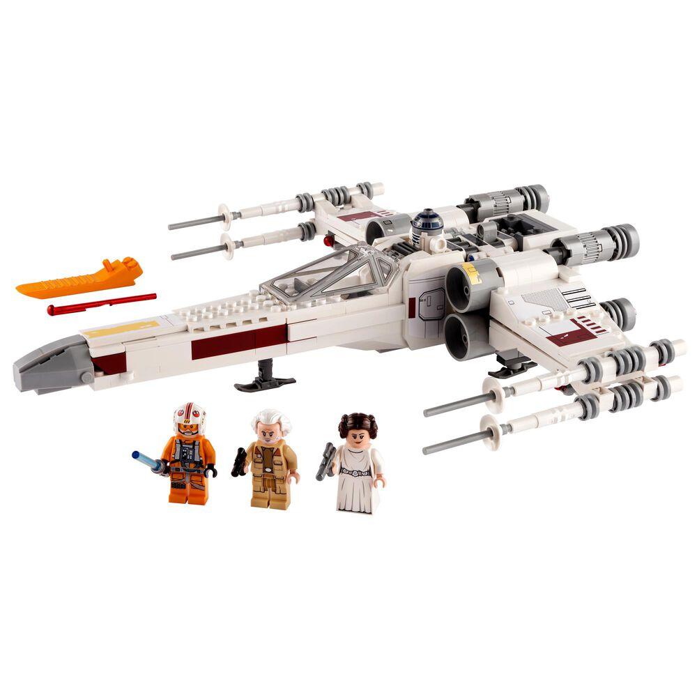 LEGO Star Wars Luke Skywalkers X-Wing Fighter Building Toy, , large