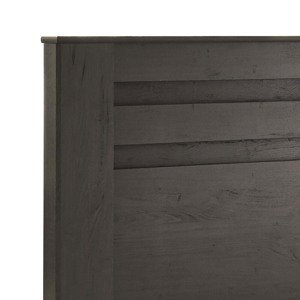 Signature Design by Ashley Brinxton Queen Panel Bed in Dark Charcoal, , large