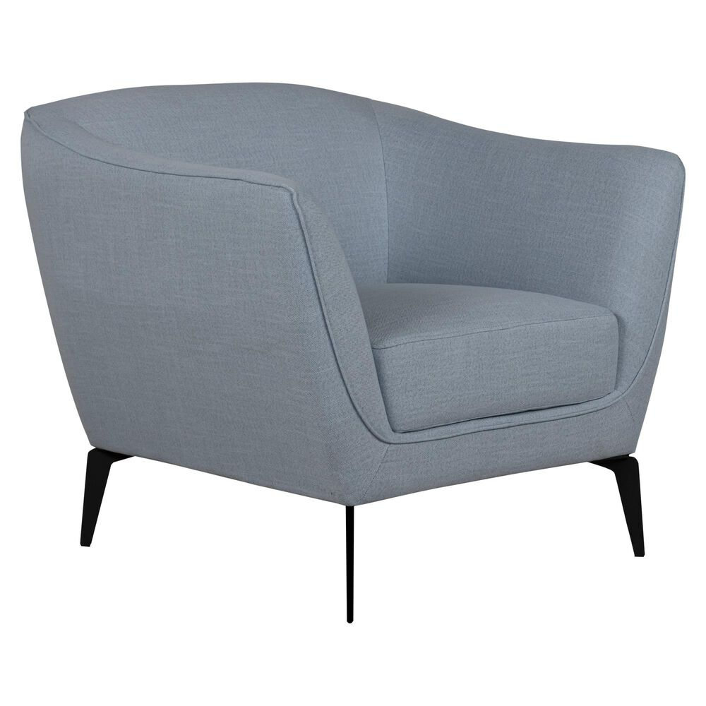 Urban Chic Isabella Chair in Sky Blue, , large