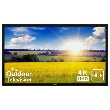 """SunBrite TV 65"""" Pro 2 Series Outdoor Full Sun 4K UHD TV with HDR in Black, , large"""