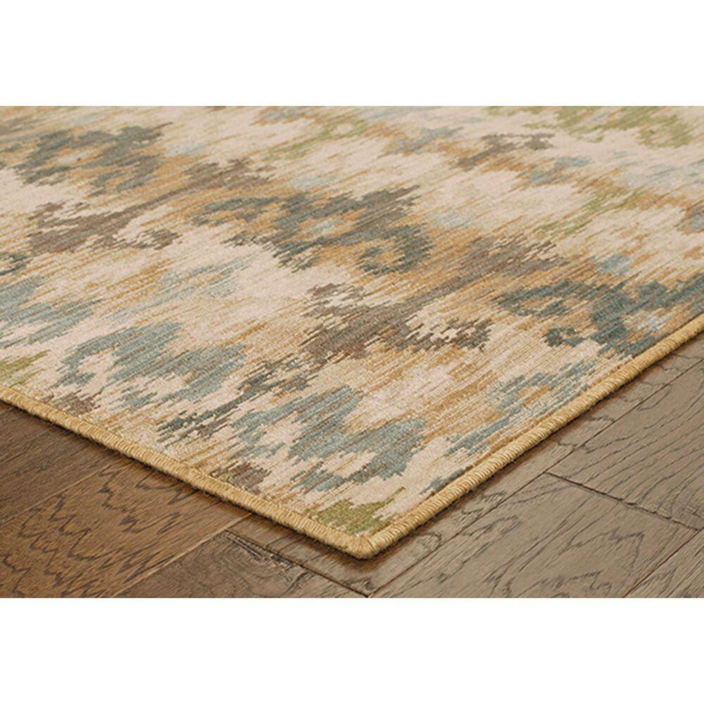 "Oriental Weavers Vintage 8122W 9'10"" x 12'10"" Beige Area Rug, , large"
