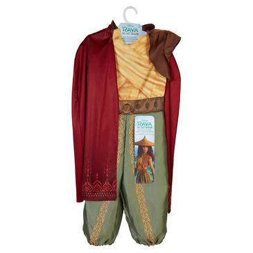 """Disney Raya and The Last Dragon Raya""""s Adventure Outfit Costume, , large"""