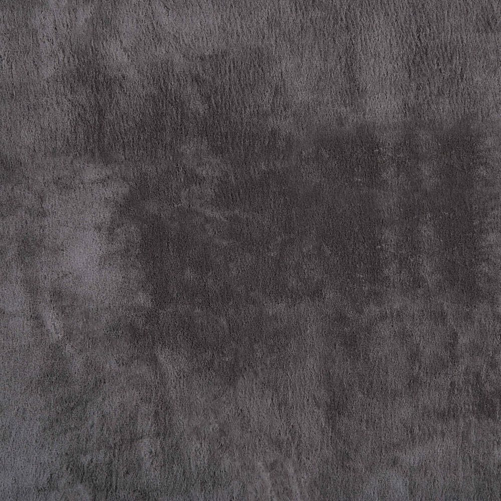 Feizy Rugs Luxe Velour 2' x 3' Light Gray Area Rug, , large
