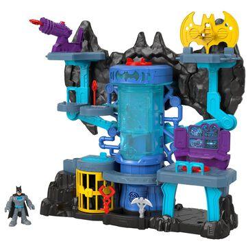 Fisher-Price DC Super Friends- Bat-Tech Batcave, , large