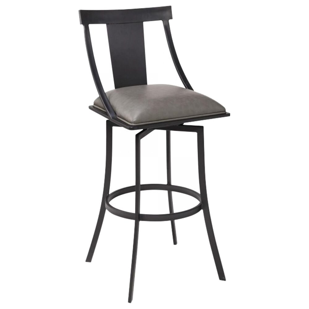 """Blue River Brisbane 26"""" Counter Stool in Grey, , large"""