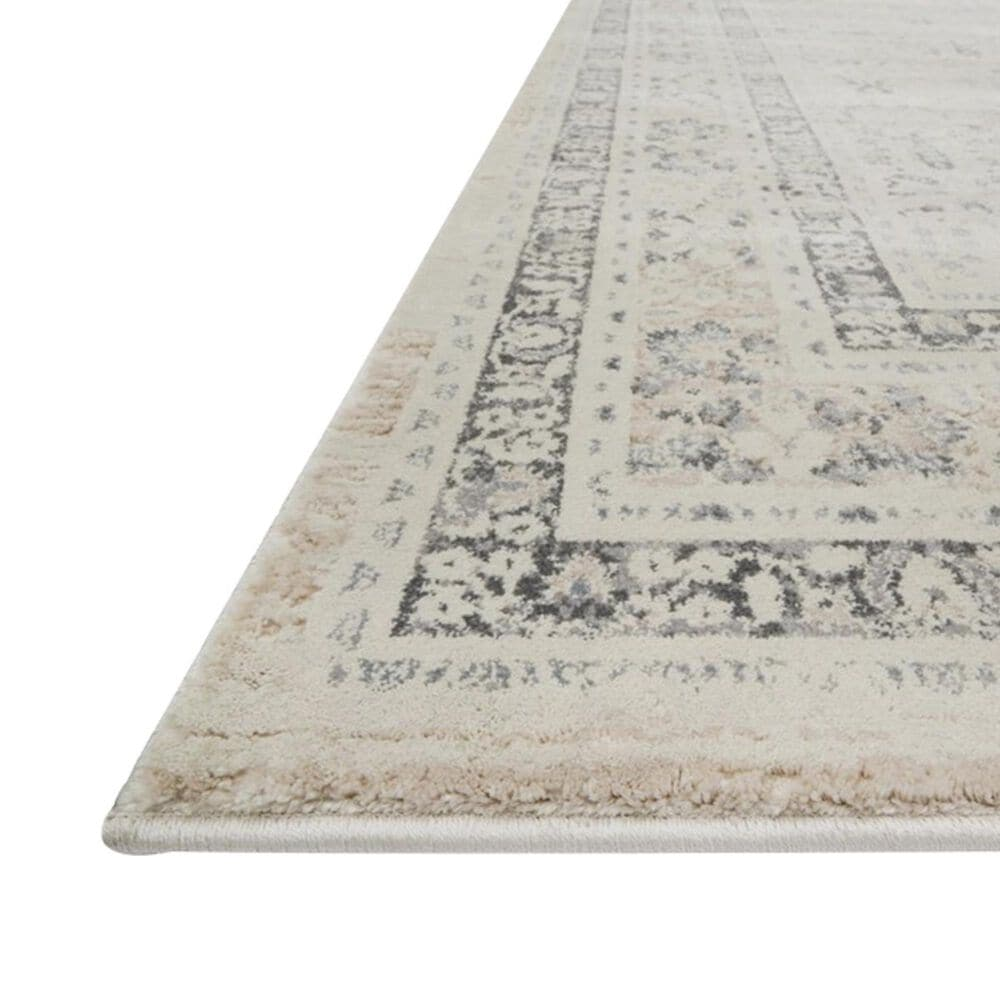"""Magnolia Home Everly VY-05 6'7"""" x 9'2"""" Ivory and Sand Area Rug, , large"""