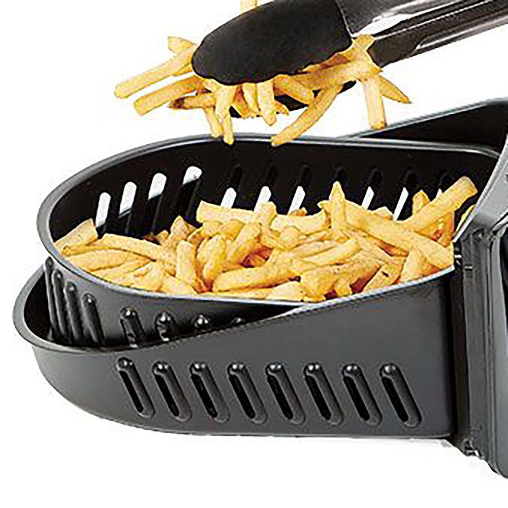 Power A 5 Qt. Slimline Air Fryer in Black, , large