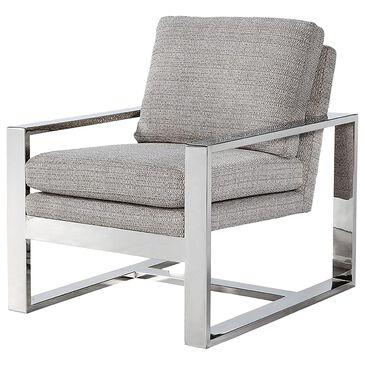 Vintage Furnishings Avalon Chair in Jackie-O Gunmetal, , large