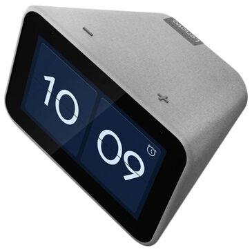 Lenovo Smart Clock in Gray, , large