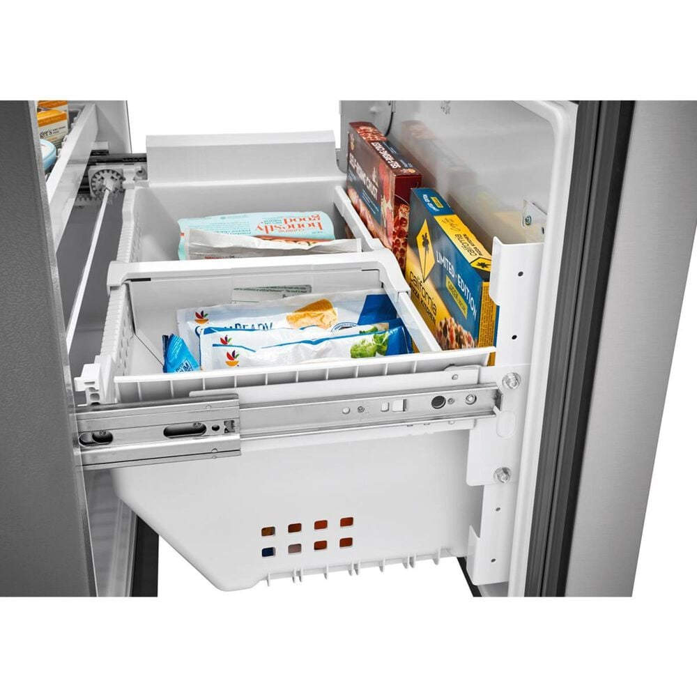 Frigidaire 26.8 Cu. Ft. French Door Refrigerator in Stainless Steel, , large