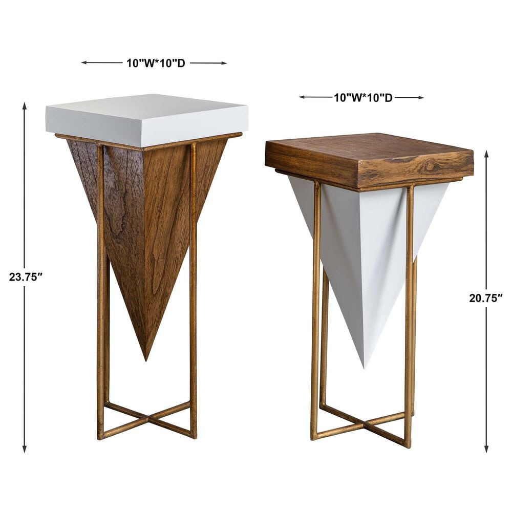 Uttermost Kanos Accent Table (Set of 2), , large