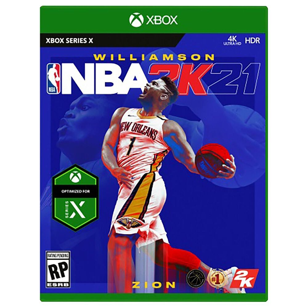 NBA 2K21 - Xbox Series X, , large