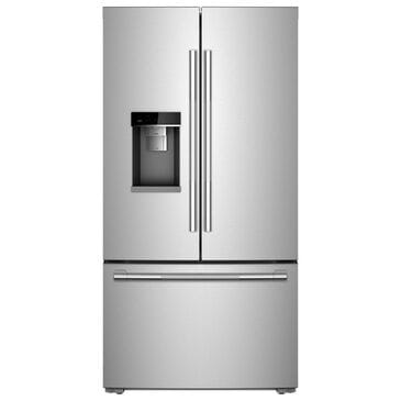 """Jenn-Air 23.8 Cu. Ft. 72"""" Counter Depth French Door Refrigerator in Stainless Steel, , large"""