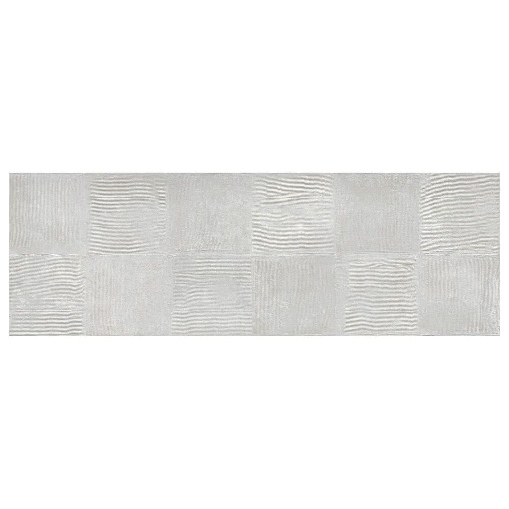 """Emser Synergy Gray Plaster 16"""" x 47"""" Ceramic Tile, , large"""