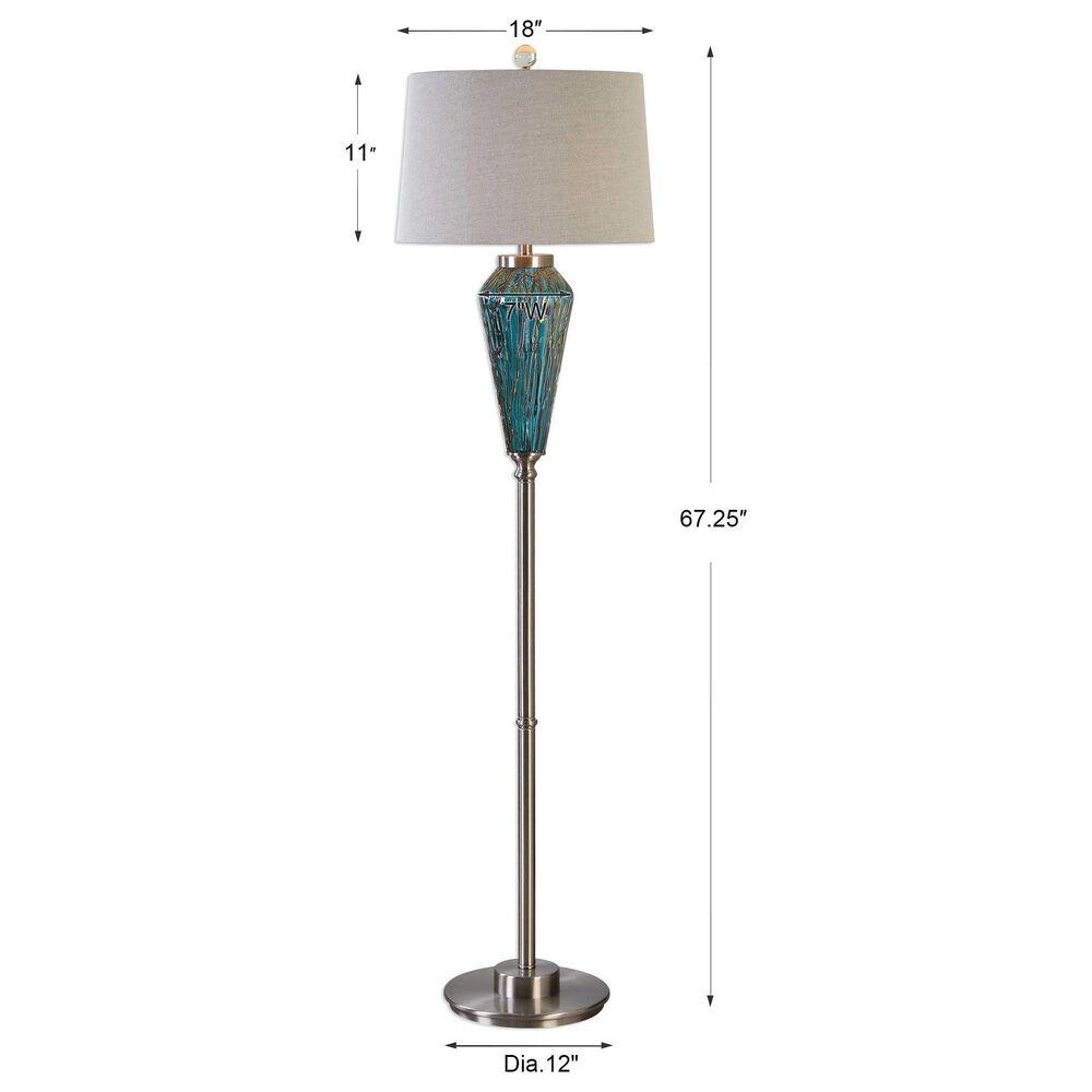 Uttermost Almanzora Floor Lamp, , large