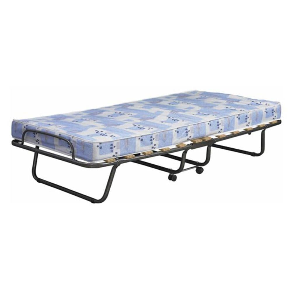 Linden Boulevard Roma Twin Folding Bed with Mattress, , large