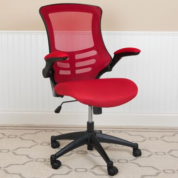 Flash Furniture Park Ave Office Chair in Red, , large