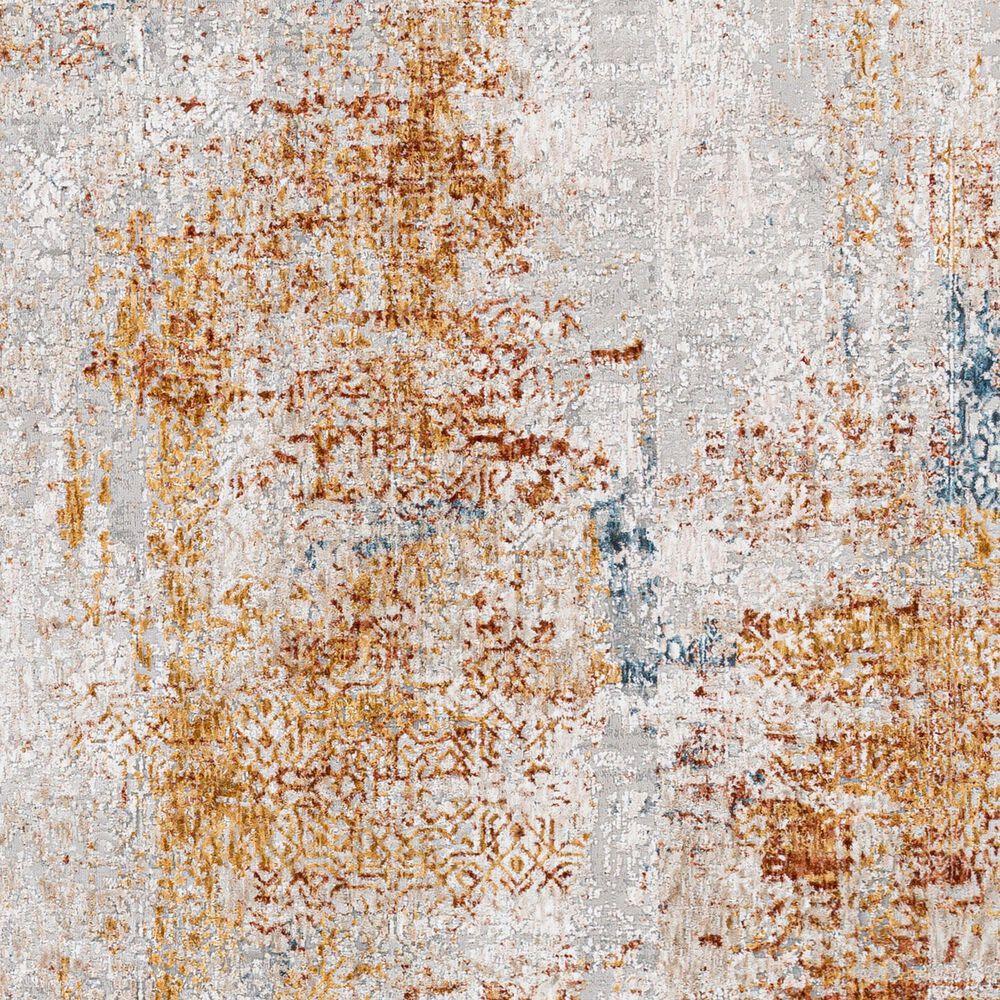 Surya Carmel 12' x 15' Aqua, Camel and Clay Area Rug, , large