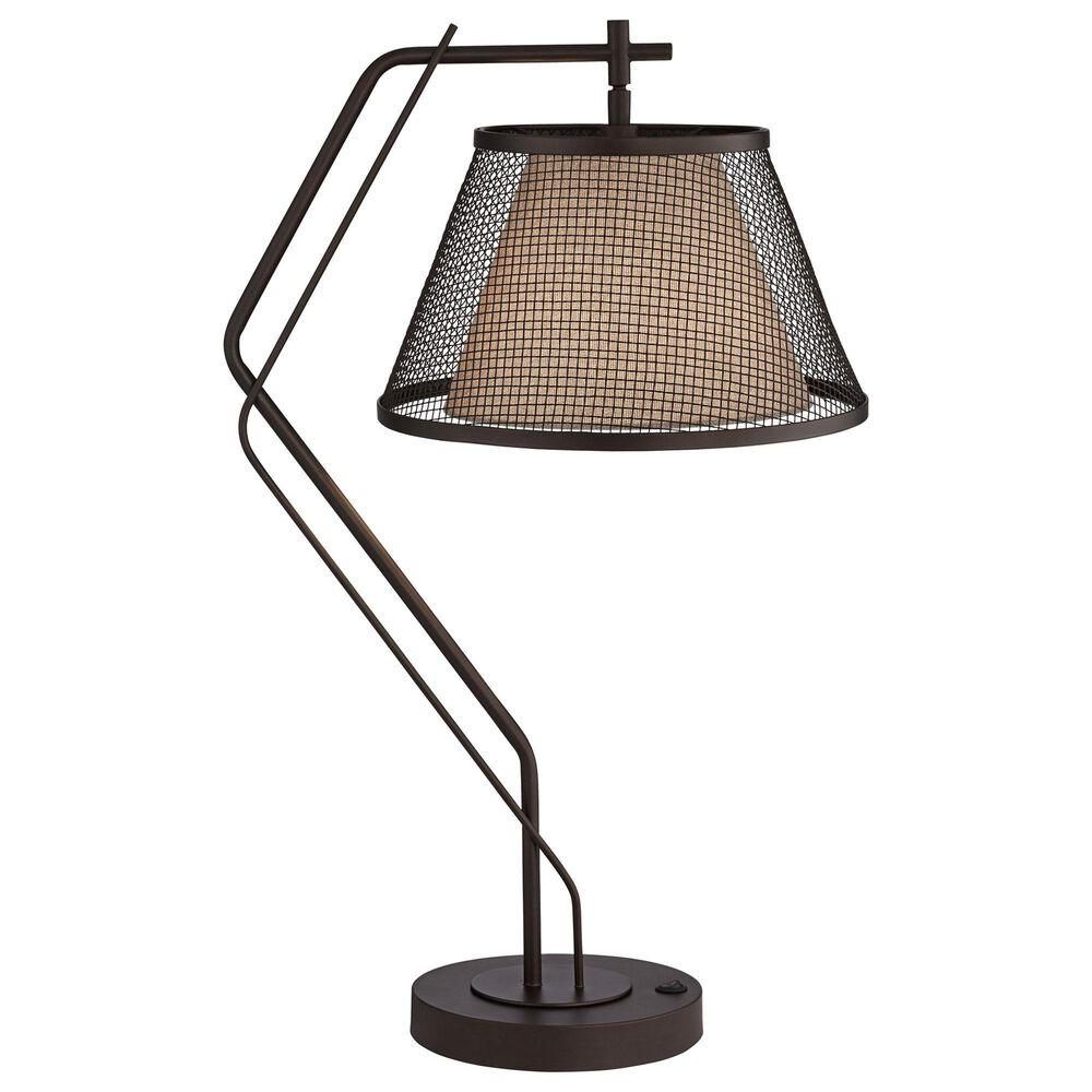 Pacific Coast Lighting Krane Table Lamp in Bronze, , large