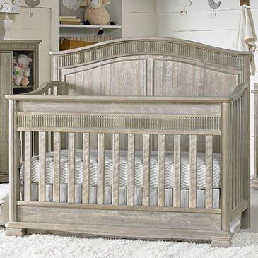 Bivona & Company Florenza Convertible Crib in Dove Grey, , large