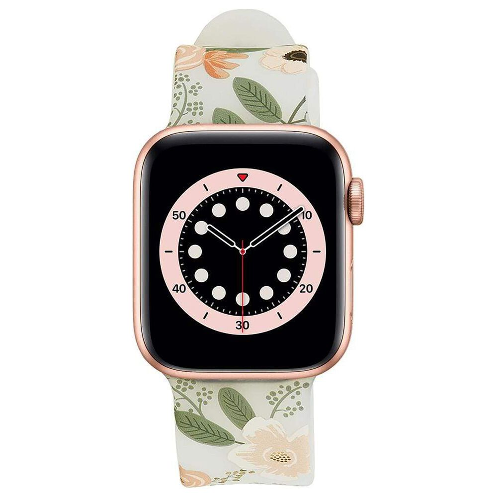Rifle Paper Co. Watch Band for 42mm or 44mm Apple Watch - Wild Flowers, , large