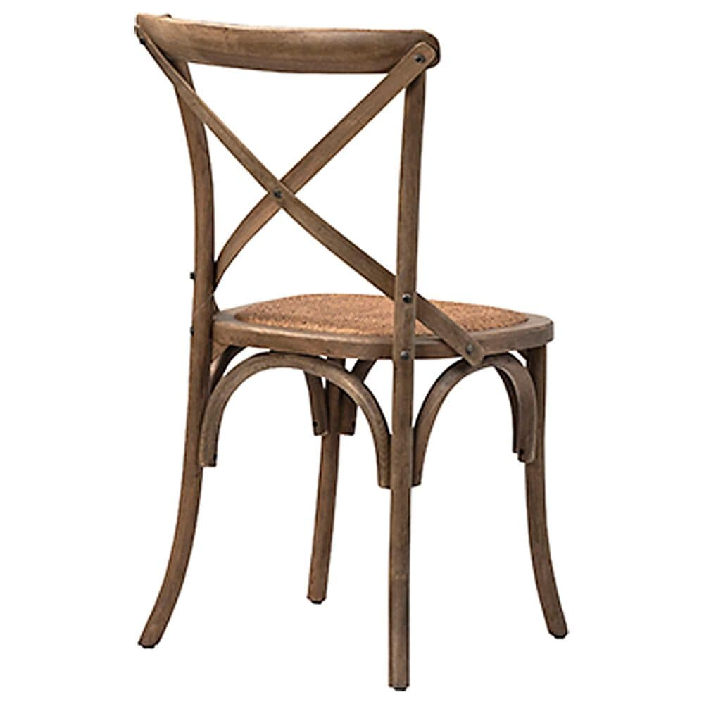 Blue Sun Designs Gaston Dining Chair in Tan, , large