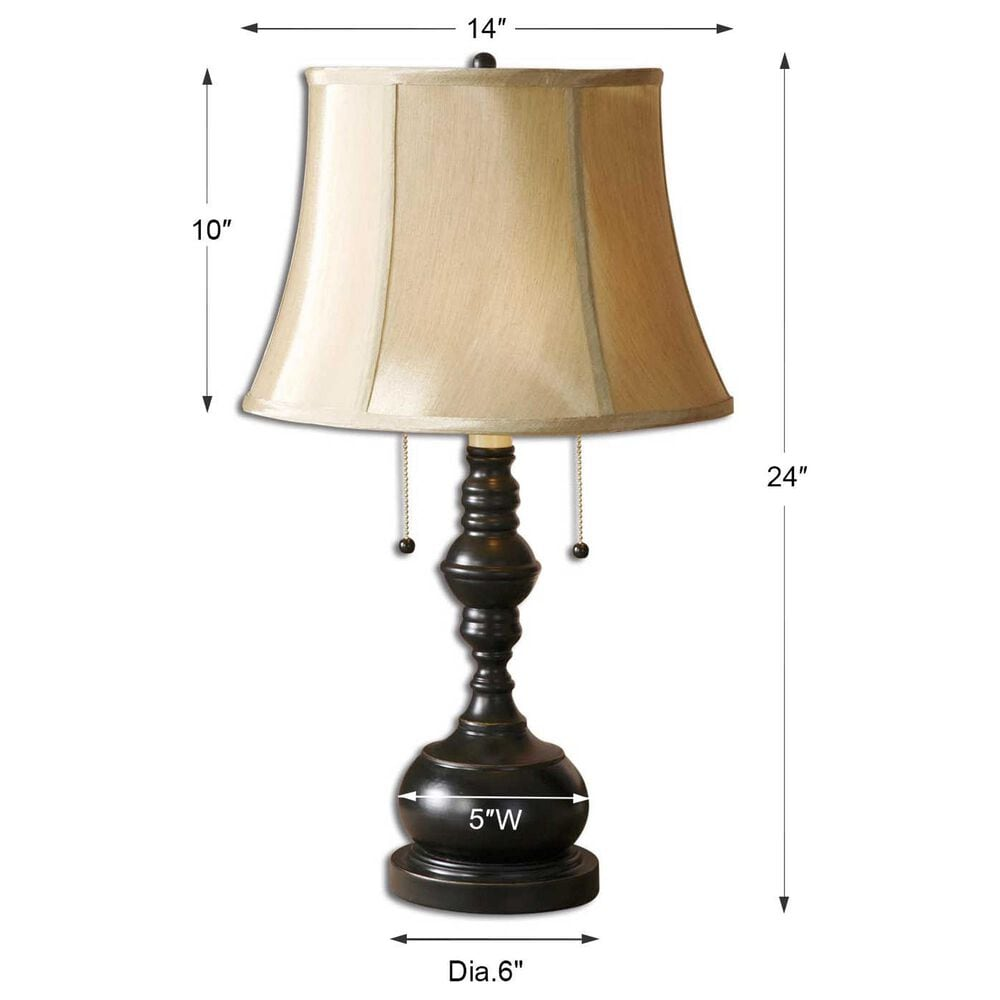 Uttermost Dansby Table Lamp (Set of 2), , large