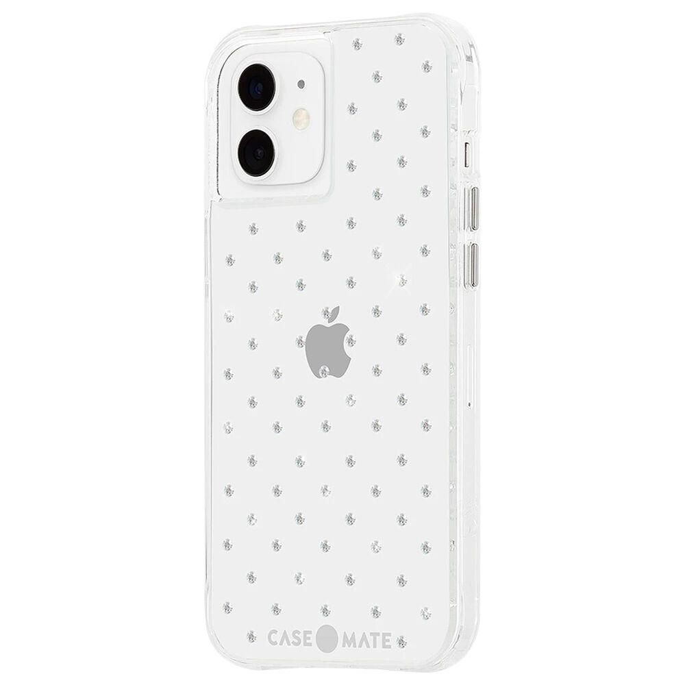 Case-Mate Gem Case For Apple iPhone 12 Mini in Sheer Gems, , large