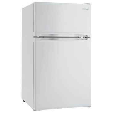 Danby Designer 3.1 Cu. Ft. Compact Refrigerator in White, , large
