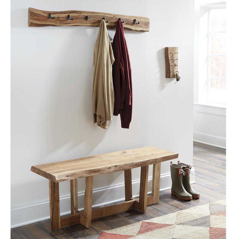"Bolton Furniture Alpine 48"" Coat Hooks in Natural, , large"