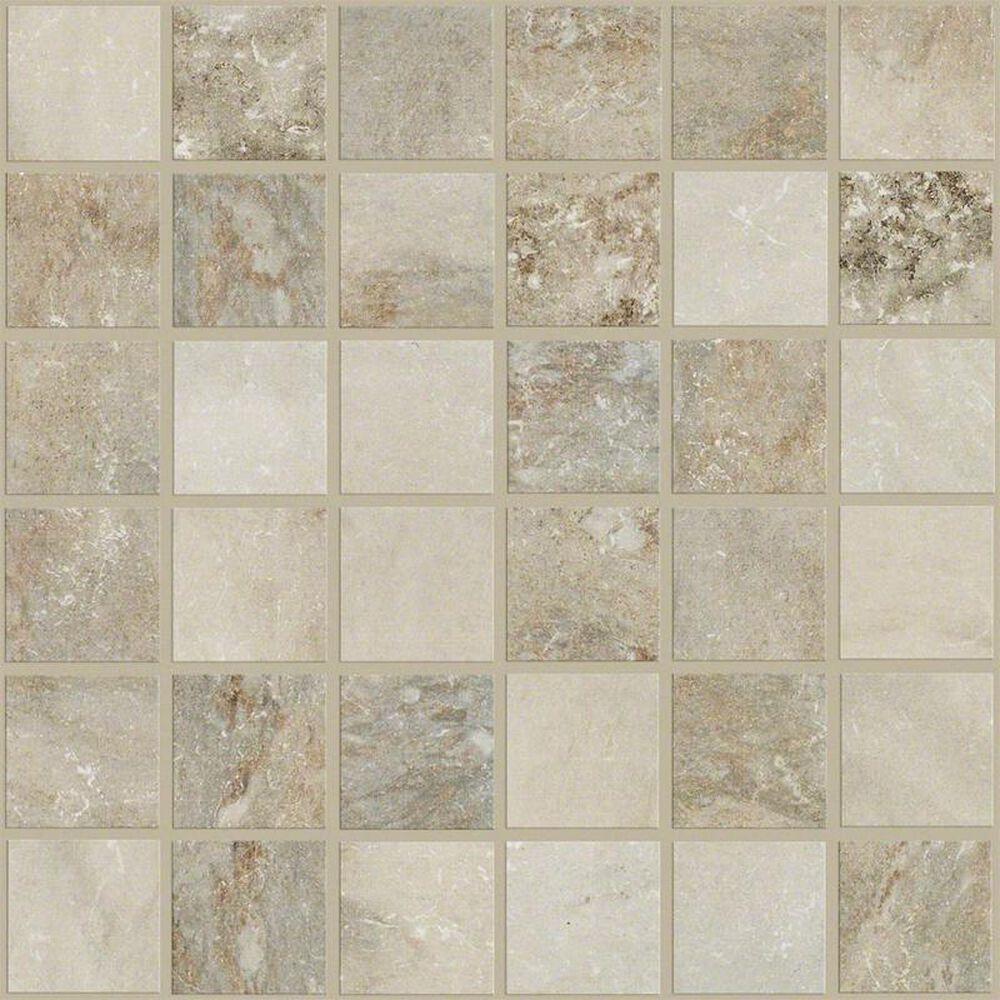 "Shaw Senate Breccia 13""x13"" Mosaic Tile , , large"