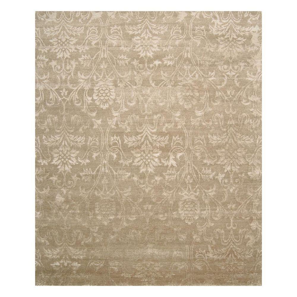 "Nourison Silk Shadows SHA03 3'9"" x 5'9"" Light Gold Area Rug, , large"