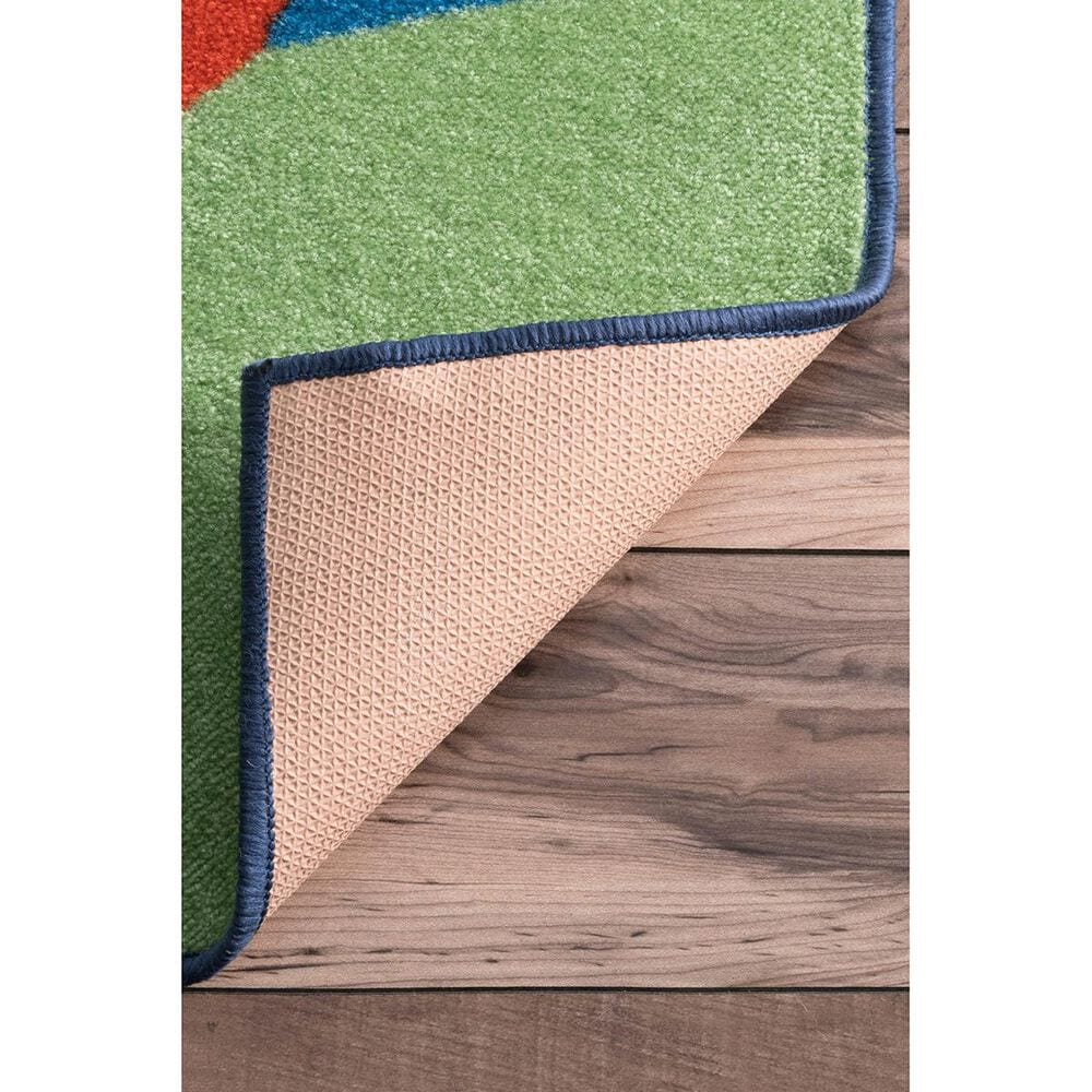 "nuLOOM Giza MCGZ19A 6'7"" x 9' Multicolor Kids Rug, , large"