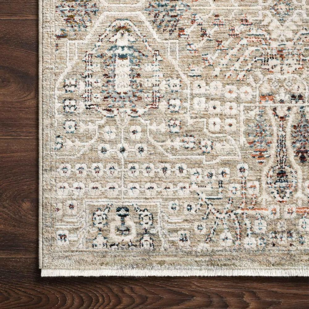 "Loloi Theia THE-06 11'6"" x 16' Granite and Ivory Area Rug, , large"