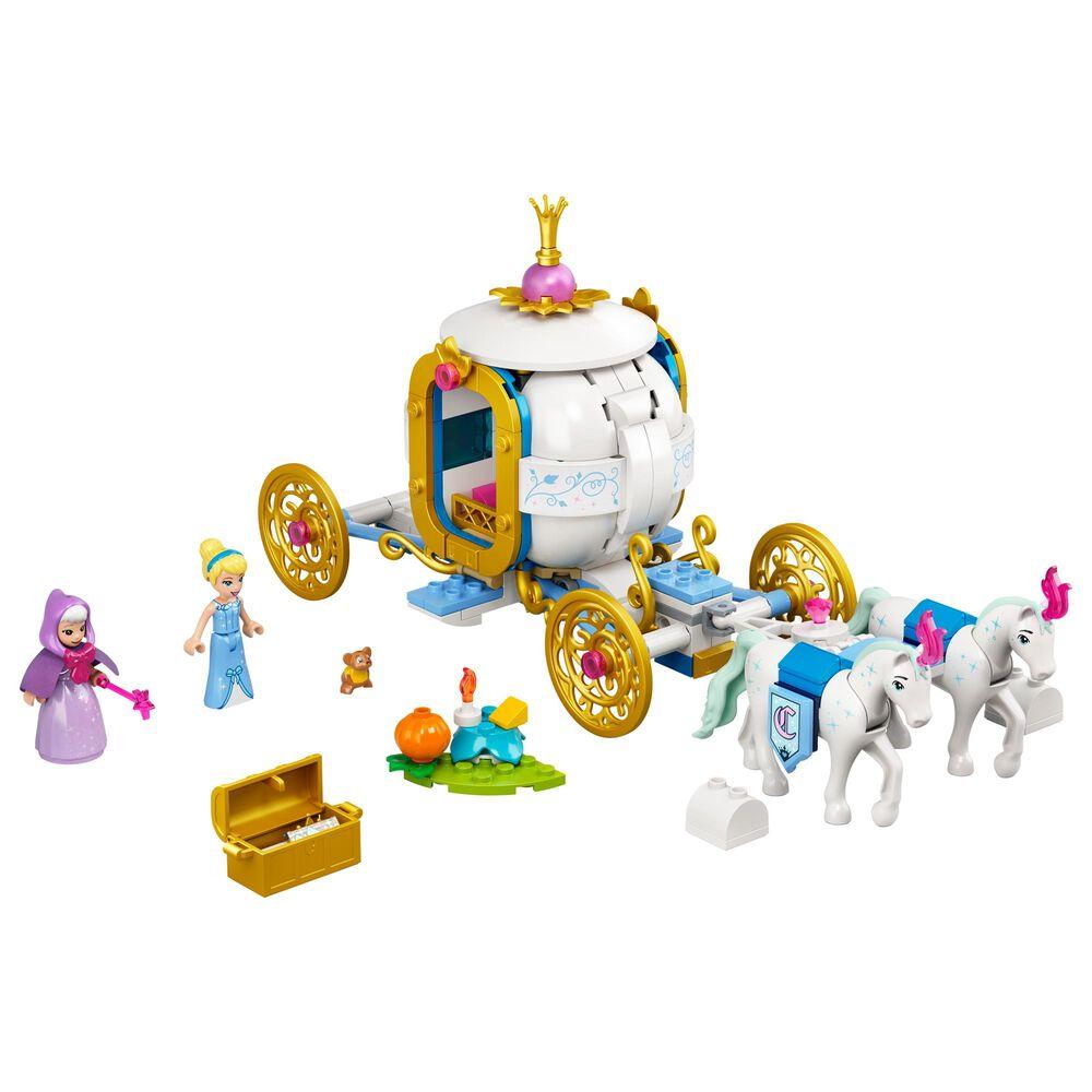 "LEGO Disney Princess Cinderella""s Royal Carriage Building Toy, , large"
