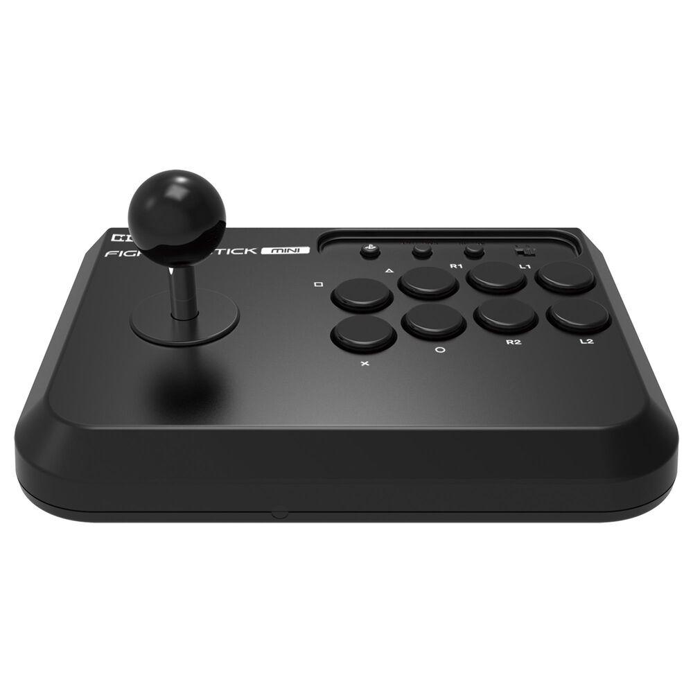 Hori Fighting Stick Mini 4 in Black - PlayStation 4, , large