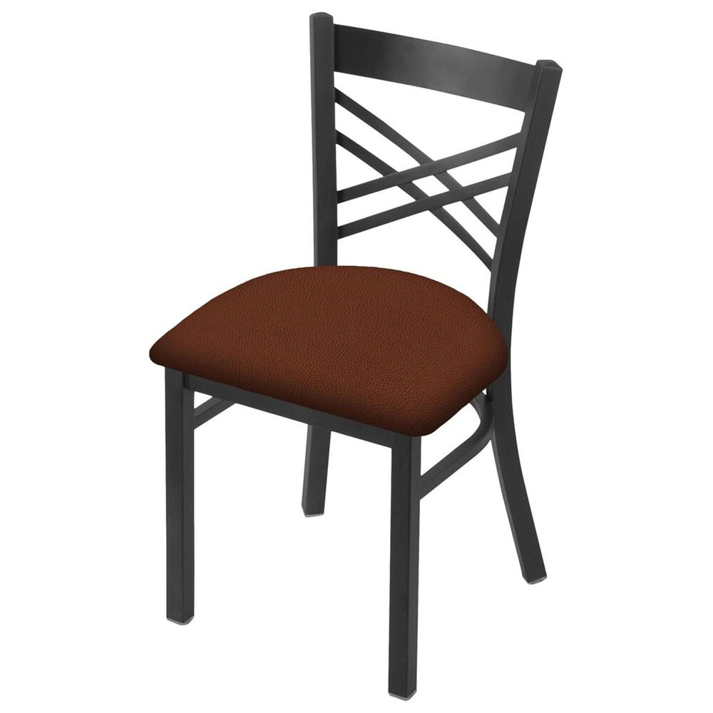 """Holland Bar Stool 620 Catalina 18"""" Chair with Pewter and Rein Adobe Seat, , large"""