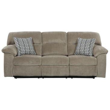 Arapahoe Home Reclining Sofa in Chevron Seal Velvet, , large