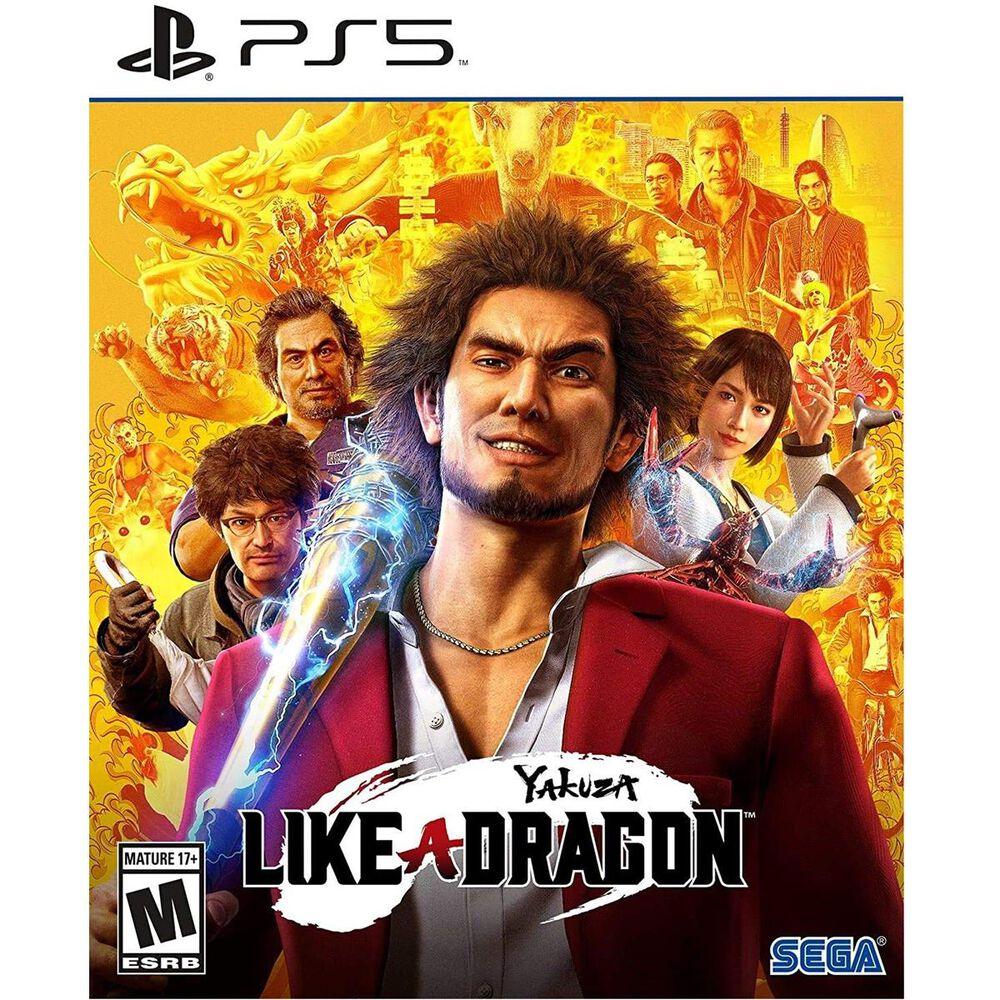 Yakuza: Like a Dragon - PlayStation 5, , large
