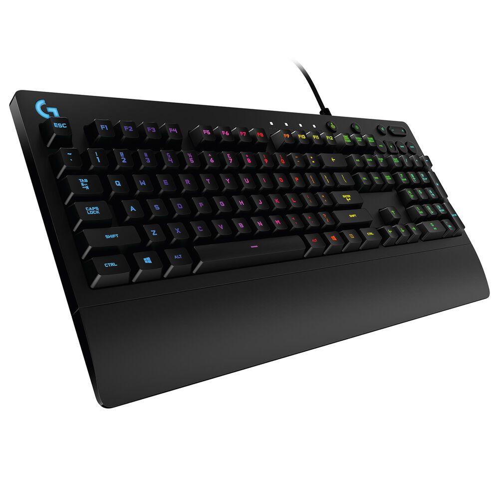 Logitech G213 Prodigy Gaming Keyboard in Black, , large